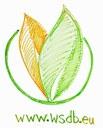 WSDB Logo skiziiert