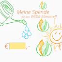 WSDB Spenden-Scheck