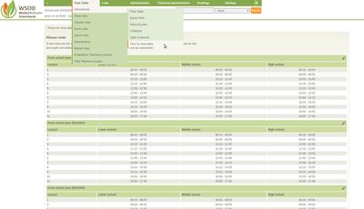 Timetable epochplan_1